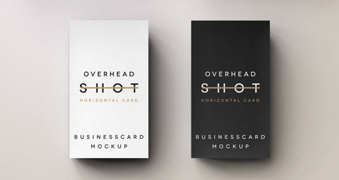 Super UV Gloss 16pt Business Cards - WHGHOLLYWOOD