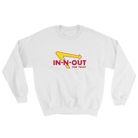 In and out the Trap Sweatshirt - WHGHOLLYWOOD