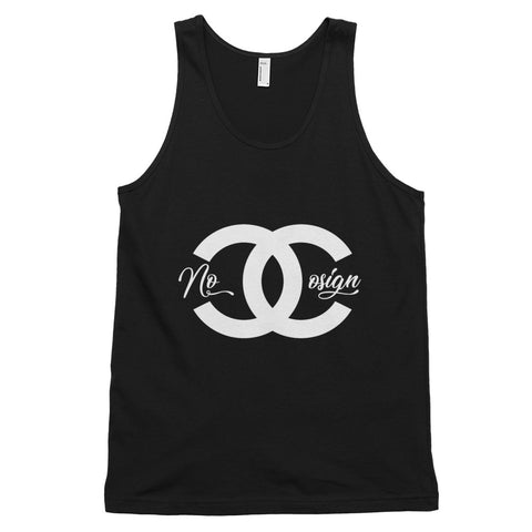 No cosign - double print on back Classic tank top (unisex) - WHGHOLLYWOOD