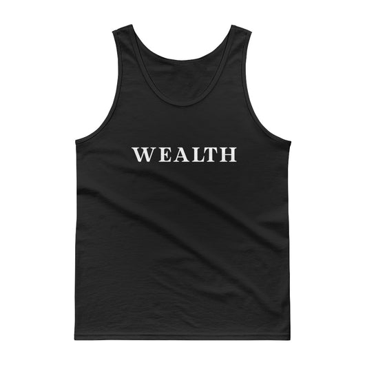 Wealth Tank top - WHGHOLLYWOOD