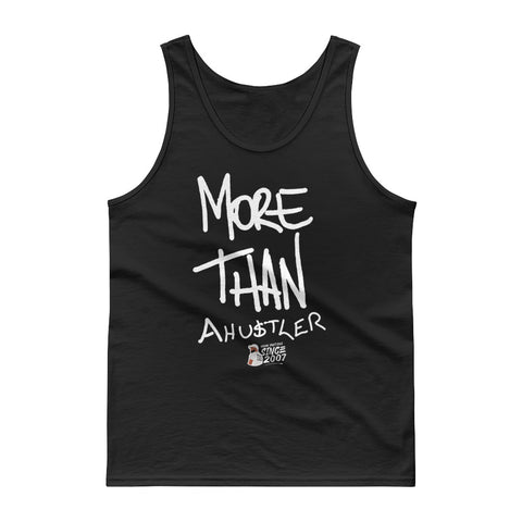 More Than a Hustler Tank top - WHGHOLLYWOOD