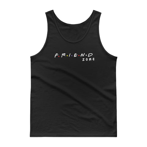 Friend Zone Tank top - WHGHOLLYWOOD