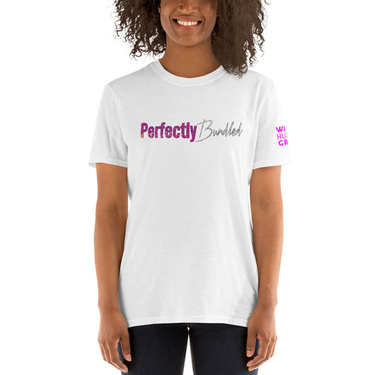 Perfectly Bundled Short-Sleeve Unisex T-Shirt - WHGHOLLYWOOD