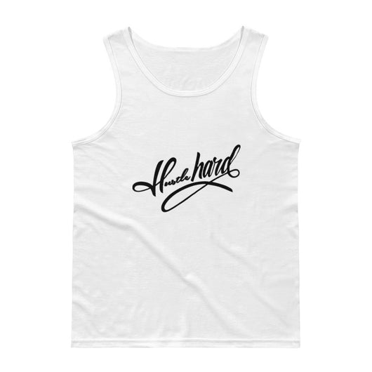 Hustle Hard Tank Top - WHGHOLLYWOOD