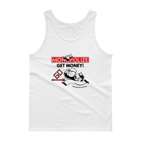 Monopilize Get Money Tank top - WHGHOLLYWOOD