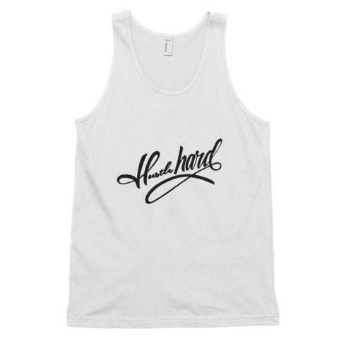 Hustle Hard Classic tank top (unisex) - WHGHOLLYWOOD