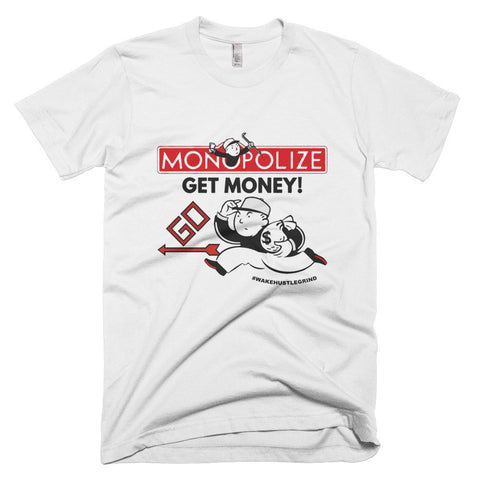 Monoplize Get Money shirt WHG - WHGHOLLYWOOD