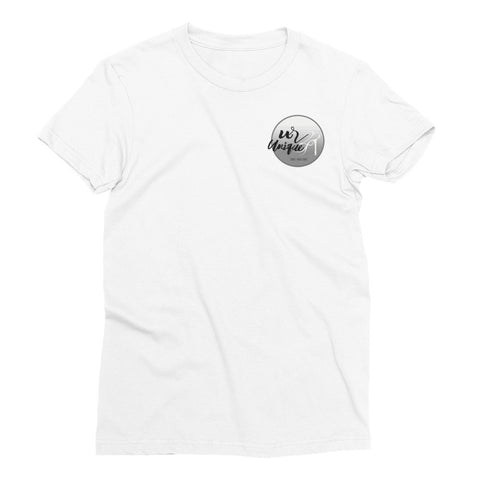 Logo Project Ur Unique Women's Short Sleeve T-Shirt - WHGHOLLYWOOD