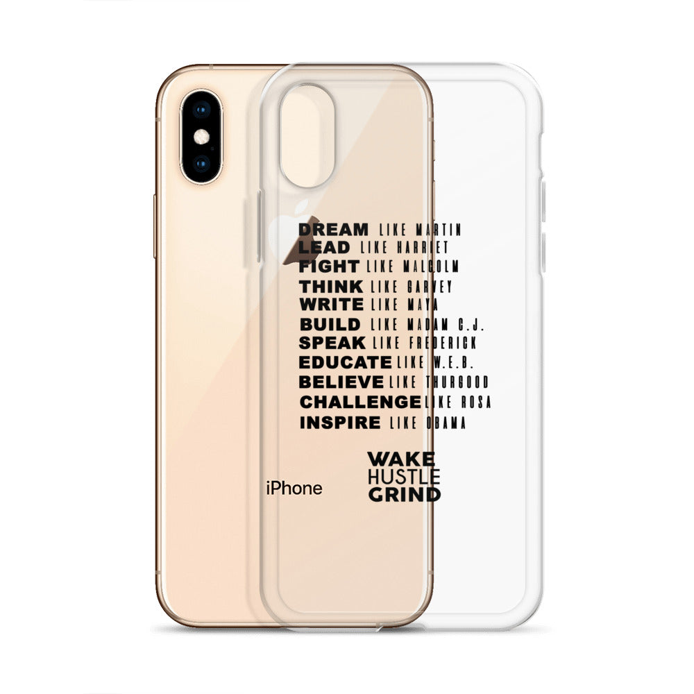Dreamers iPhone Case - WHGHOLLYWOOD