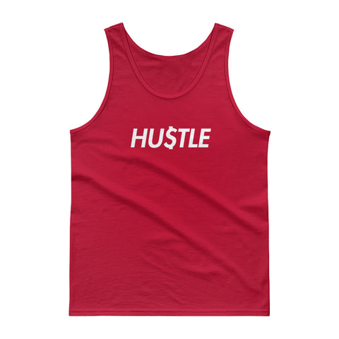 Hustle Tank top - WHGHOLLYWOOD