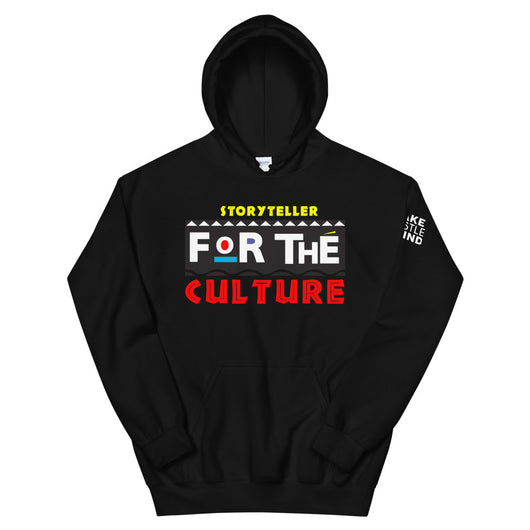 StoryTeller for the Culture Hoodie - WHGHOLLYWOOD