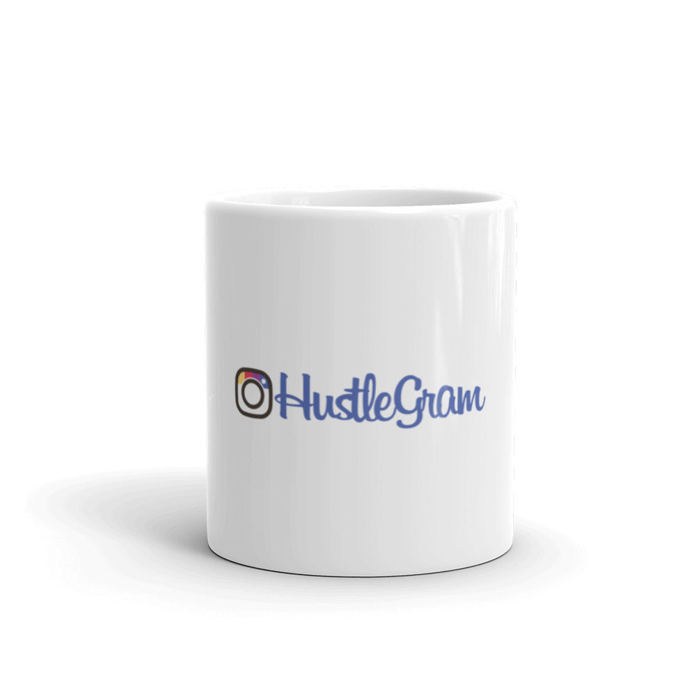 Hustlegram Mug - WHGHOLLYWOOD