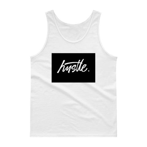 Hustle Box Tee Tank top - WHGHOLLYWOOD