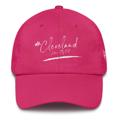 Cleveland Hairstylist Wake Hustle Grind Hat - WHGHOLLYWOOD