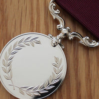 The Fire Service Medal of the British People (MBP)