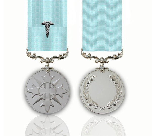 The Nursing Medal of the British People (MBP)