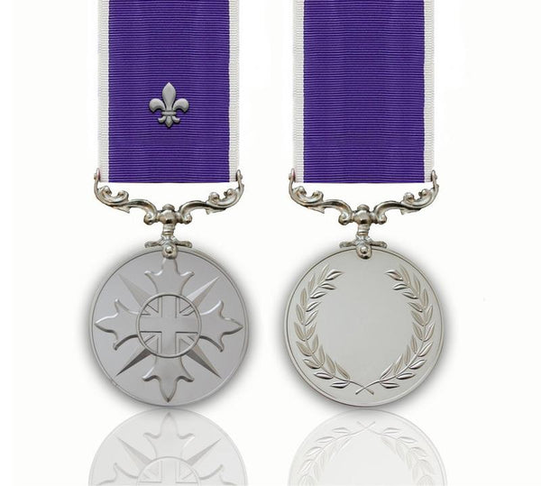 The Scouting Medal of the British People (MBP)