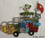 DISNEY JAMMIN JUNGLE PARADE - You Choose Scrapbook Page Paper Piecing