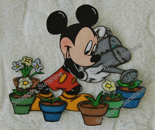 Disney EPCOT'S Flower & Garden Festival Mickey or Minnie Printed Piece