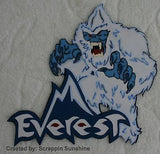 DISNEY EVEREST - YOU CHOOSE Premade Scrapbook Page Paper Piecing Pieces