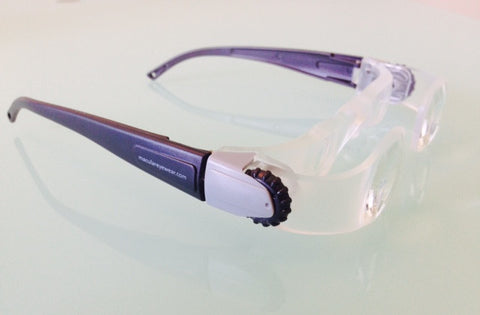 Macular Degeneration Glasses for Distance Viewing