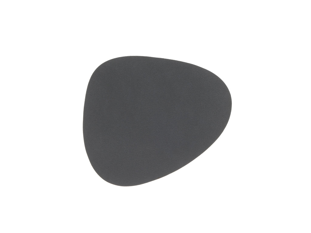LIND DNA - Glass Mat - Curve - Nupo Anthracite - Villa C