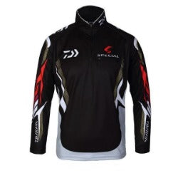 2017 Shirt Brand Daiwa  Fishing Set UV Protection Moisture Wicking Breathable Long Sleeve Fishing Shirt  Camisas Pesca