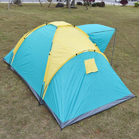 4-6 Persons Outdoor Beach Camping Tent Family Rainproof Tent for Hiking Trekking Backpacking Travel Fishing Tents - Enjoy Sports^_^ - Tents - Safaryworld.com