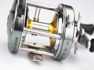 All Metal Drum Fishing Reel 5+1BB Sea Rod Baitcasting/Lure Wheel Reel Fishing Gear SBC4000-6000 - Safaryworld.com - 6