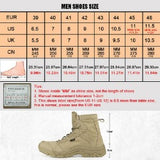 Outdoor Sports Tactical Hiking Climbing Men's Boots