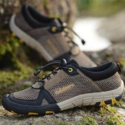 Hiking Shoes Lightweight Outdoor Mens Shoes Aqua Quick Dry And