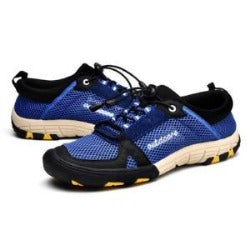 8cf55d7c420 Hiking Shoes Lightweight Outdoor Mens Shoes Aqua Quick Dry and Breathable