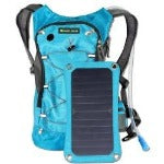 Hot 6.5W Outdoor Sports Solar Panel USB Charger Battery Power Bank Solar Charging Bag For Moible Phone Camping Travel Backpacks - TomTop - Climbing Bags - Safaryworld.com