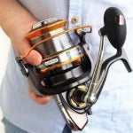 Lizard 9000 size full metal spool Jigging trolling long shot casting for carp and salt water surf spinning big sea fishing reel - LIZARD FISHING TACKLE CO.,LTD - Fishing Reels - Safaryworld.com