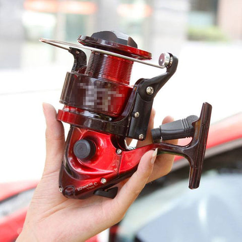 NEW Arrive size 9000  surf casting fishing reel spinning reels with shallow spool3bb/10bb - Ling Yue Fishing Tackle Co. Ltd. - Fishing Reels - Safaryworld.com