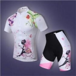 New Women's Cycling Clothing Bike Bicycle Short Sleeve Cycling Jersey - Cycling Life No.1 Store - Cycling Jerseys - Safaryworld.com