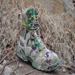 OUTDOOR SPORTS US MAGNUM ELITE US ARMY CAMOUFLAGE HIKING SHOES