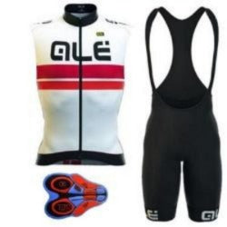 Men Women Sports Cycling Jersey Bike Sleeveless Clothing Bicycle Team Bike Jersey Cycling Set