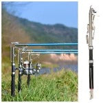 Telescopic Automatic Fishing Rod Sea 2.1/2.4/2.7m Shore River Lake Fishing Pole Device Stainless Steel Ends Field Cutting Pesca - LiteTeck - Fishing Rods - Safaryworld.com