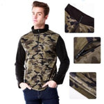 Tutomptu New Outdoor Clothing Fleece Jacket Men Thermal Antistatic Winter Jacket Polyester Polartec Camping Camouflage M-5XL - Shop1816257 Store - Hiking Jackets - Safaryworld.com