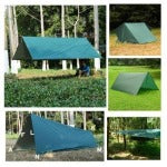 Ultralight single Layer 1-2 Person Potable Waterproof Tent Shelter For Hunting & Fishing Camping Tent Outdoor Bivvy Barraca