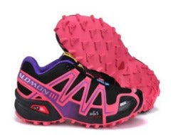 Salomon Speed Cross 3 CS Breathable Salomon Climbing Athletic Sport Outdoor Women Hiking Shoes