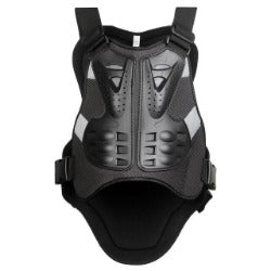 WOSAWE Motorcycle Body Support Vest Motocross Chest Back Protector Gear Racing Protective Body-Guard PE Guards Back Support
