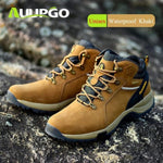 outdoor hiking  shoes warm snow boots autumn winter high mountaineering shoes sports