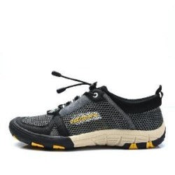 f36279c6fc3 Hiking Shoes Lightweight Outdoor Mens Shoes Aqua Quick Dry and ...