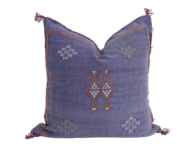 Moroccan Sabra Cactus Silk Pillow Cover CSP10 - ShopGoldenPineapple