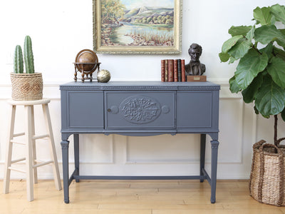 Vintage Shabby Chic Console Table / SideBoard / Buffet No61 - ShopGoldenPineapple