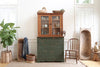 Shabby Chic FarmHouse Vintage Hutch / Cabinet No168 - ShopGoldenPineapple