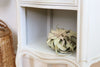 Drexel French Provincial Light Gray Nightstand No 639 - ShopGoldenPineapple