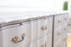 French Commode Dresser by Permacraft Furniture - A Pair No 647 - ShopGoldenPineapple